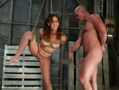 Photo number 8 from Mark Davis and Isis Love shot for Sex And Submission on Kink.com. Featuring Mark Davis and Isis Love in hardcore BDSM & Fetish porn.