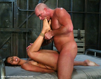 Photo number 11 from Mark Davis and Isis Love shot for Sex And Submission on Kink.com. Featuring Mark Davis and Isis Love in hardcore BDSM & Fetish porn.