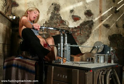 Photo number 1 from BONUS UPDATE shot for Fucking Machines on Kink.com. Featuring Jolene in hardcore BDSM & Fetish porn.