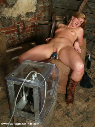 Photo number 7 from BONUS UPDATE shot for Fucking Machines on Kink.com. Featuring Jolene in hardcore BDSM & Fetish porn.