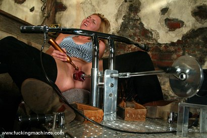 Photo number 3 from BONUS UPDATE shot for Fucking Machines on Kink.com. Featuring Jolene in hardcore BDSM & Fetish porn.