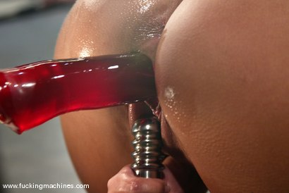 Photo number 4 from Azalea Lee shot for Fucking Machines on Kink.com. Featuring Azalea Lee in hardcore BDSM & Fetish porn.