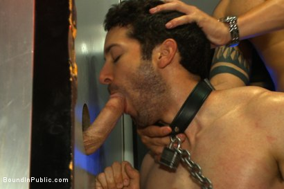 Photo number 13 from Hot sex shop thief fucked in the back arcade shot for Bound in Public on Kink.com. Featuring Silas O'Hara, Andrew Fitch and Jay Cloud in hardcore BDSM & Fetish porn.