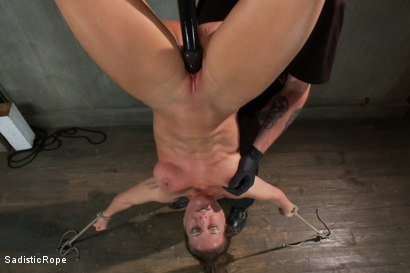 Photo number 13 from Debasing Ariel X shot for Sadistic Rope on Kink.com. Featuring Ariel X in hardcore BDSM & Fetish porn.