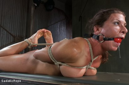 Photo number 14 from Debasing Ariel X shot for Sadistic Rope on Kink.com. Featuring Ariel X in hardcore BDSM & Fetish porn.