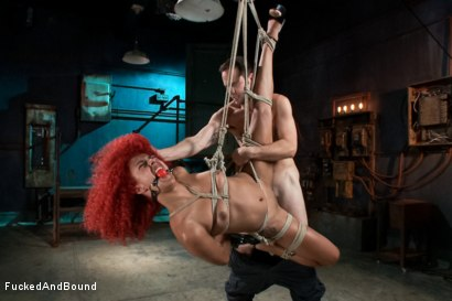 Photo number 6 from Hot Newbie is Brutally Fucked shot for Brutal Sessions on Kink.com. Featuring Daisy Ducati and Maestro in hardcore BDSM & Fetish porn.