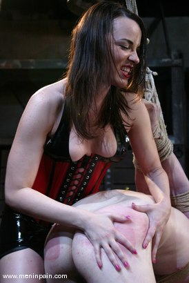 Photo number 2 from Judas, Dana DeArmond and James shot for Men In Pain on Kink.com. Featuring Judass, Dana DeArmond and James in hardcore BDSM & Fetish porn.