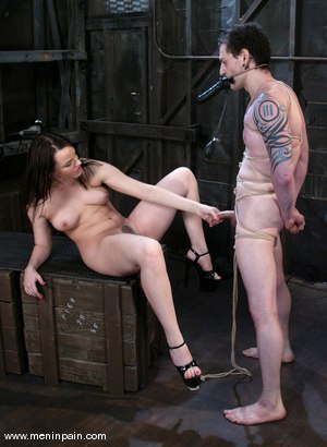 Photo number 11 from Judas, Dana DeArmond and James shot for Men In Pain on Kink.com. Featuring Judass, Dana DeArmond and James in hardcore BDSM & Fetish porn.
