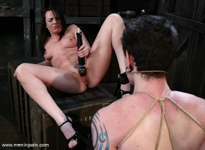 Photo number 14 from Judas, Dana DeArmond and James shot for Men In Pain on Kink.com. Featuring Judass, Dana DeArmond and James in hardcore BDSM & Fetish porn.