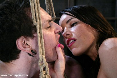 Photo number 9 from Judas, Dana DeArmond and James shot for Men In Pain on Kink.com. Featuring Judass, Dana DeArmond and James in hardcore BDSM & Fetish porn.