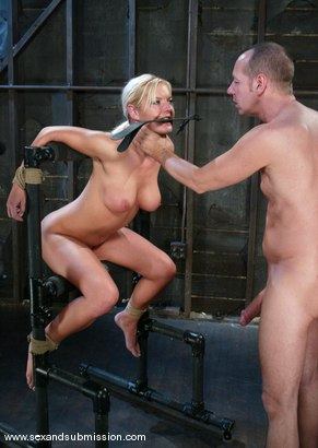 Photo number 7 from Barbara Summer and Chris Charming shot for Sex And Submission on Kink.com. Featuring Barbara Summer and Chris Charming in hardcore BDSM & Fetish porn.