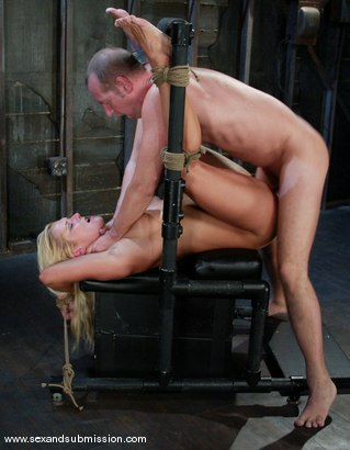 Photo number 11 from Barbara Summer and Chris Charming shot for Sex And Submission on Kink.com. Featuring Barbara Summer and Chris Charming in hardcore BDSM & Fetish porn.