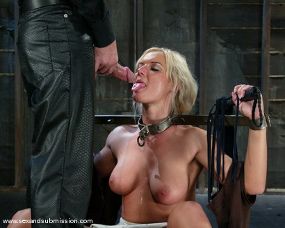 Photo number 6 from Barbara Summer and Chris Charming shot for Sex And Submission on Kink.com. Featuring Barbara Summer and Chris Charming in hardcore BDSM & Fetish porn.