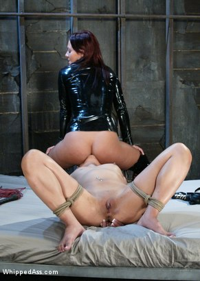 Photo number 10 from Veronica Lynn and Sandra Romain shot for Whipped Ass on Kink.com. Featuring Veronica Lynn and Sandra Romain in hardcore BDSM & Fetish porn.