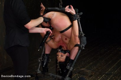 Photo number 3 from Claire Adams vs Rough Rider Wenona shot for devicebondage on Kink.com. Featuring Wenona in hardcore BDSM & Fetish porn.