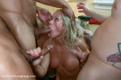 Photo number 14 from The Swinger Party - Horny MILF's Gangbang Fantasy Comes True shot for Hardcore Gangbang on Kink.com. Featuring Simone Sonay, Danny Wylde, Karlo Karrera, Tommy Pistol, Astral Dust and Mickey Mod in hardcore BDSM & Fetish porn.
