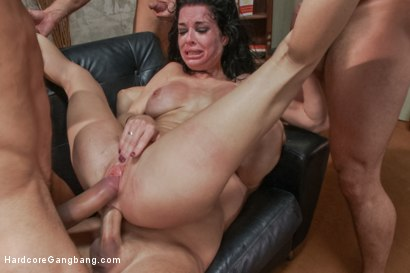 Photo number 7 from Veronica Avluv - SEX ADDICT shot for Hardcore Gangbang on Kink.com. Featuring Veronica Avluv, John Strong, Toni Ribas, Karlo Karrera, Astral Dust and Bill Bailey in hardcore BDSM & Fetish porn.