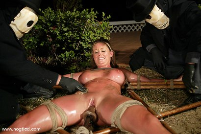 Photo number 1 from CABO<br>DAY OF THE DEAD part 4<BR>A fantasy. shot for Hogtied on Kink.com. Featuring Dee Williams, Dana DeArmond, Lola, Christina Carter and Lew Rubens in hardcore BDSM & Fetish porn.