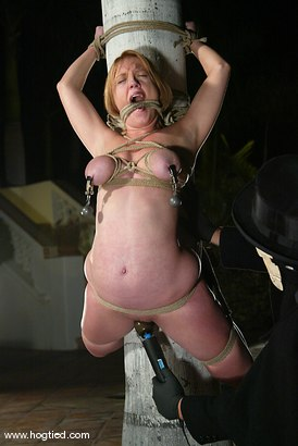 Photo number 8 from CABO<br>DAY OF THE DEAD part 4<BR>A fantasy. shot for Hogtied on Kink.com. Featuring Dee Williams, Dana DeArmond, Lola, Christina Carter and Lew Rubens in hardcore BDSM & Fetish porn.