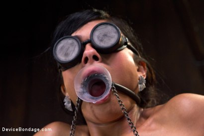 Photo number 14 from The Pope vs Beretta James shot for Device Bondage on Kink.com. Featuring Beretta James in hardcore BDSM & Fetish porn.
