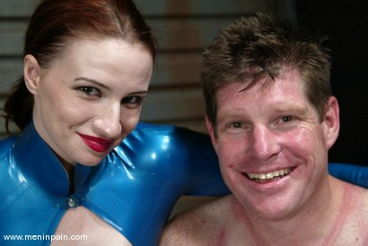 Photo number 15 from Sterling Ward and Claire Adams shot for Men In Pain on Kink.com. Featuring Sterling Ward and Claire Adams in hardcore BDSM & Fetish porn.