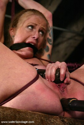 Photo number 12 from Angelene Black shot for Water Bondage on Kink.com. Featuring Angelene Black in hardcore BDSM & Fetish porn.