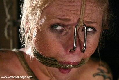 Photo number 10 from Angelene Black shot for Water Bondage on Kink.com. Featuring Angelene Black in hardcore BDSM & Fetish porn.