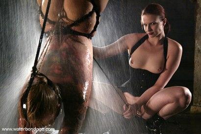 Photo number 5 from Angelene Black shot for Water Bondage on Kink.com. Featuring Angelene Black in hardcore BDSM & Fetish porn.