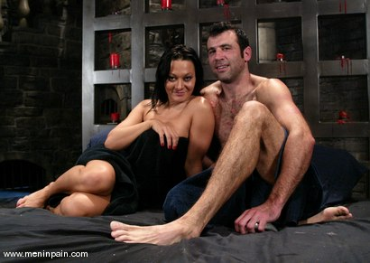 Photo number 15 from Sandra Romain and totaleurosex shot for Men In Pain on Kink.com. Featuring Sandra Romain and totaleurosex in hardcore BDSM & Fetish porn.