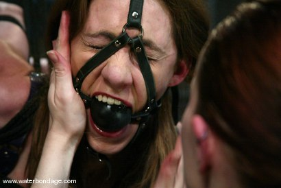 Photo number 2 from Charlotte Brooke shot for Water Bondage on Kink.com. Featuring Charlotte Brooke in hardcore BDSM & Fetish porn.