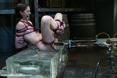 Photo number 14 from Charlotte Brooke shot for Water Bondage on Kink.com. Featuring Charlotte Brooke in hardcore BDSM & Fetish porn.