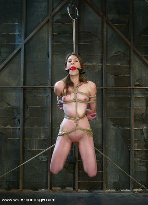 Photo number 8 from Charlotte Brooke shot for Water Bondage on Kink.com. Featuring Charlotte Brooke in hardcore BDSM & Fetish porn.
