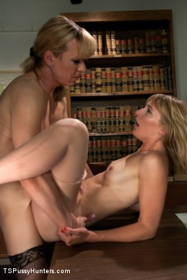 Photo number 9 from What's Russian for Suck my Cock? First Time Girl Fucked By TS Teacher shot for TS Pussy Hunters on Kink.com. Featuring Franchezka and Mona Wales in hardcore BDSM & Fetish porn.