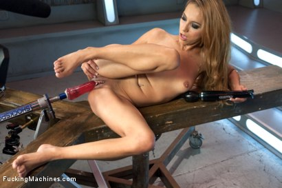 Photo number 14 from When You're this Little, They call you, Ms. Little shot for Fucking Machines on Kink.com. Featuring Luna Light in hardcore BDSM & Fetish porn.