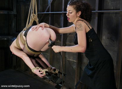 Photo number 6 from Ariel X shot for Wired Pussy on Kink.com. Featuring Ariel X in hardcore BDSM & Fetish porn.