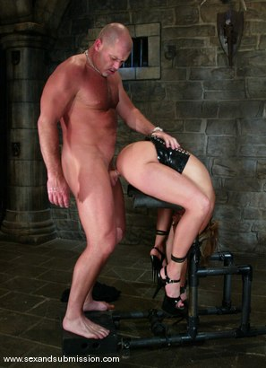 Photo number 10 from Mark Davis and Venus shot for Sex And Submission on Kink.com. Featuring Venus and Mark Davis in hardcore BDSM & Fetish porn.