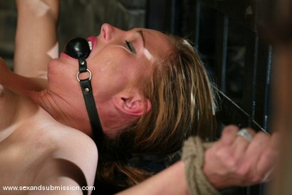Photo number 12 from Mark Davis and Venus shot for Sex And Submission on Kink.com. Featuring Venus and Mark Davis in hardcore BDSM & Fetish porn.