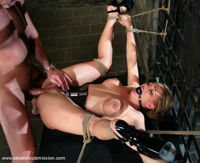 Photo number 13 from Mark Davis and Venus shot for Sex And Submission on Kink.com. Featuring Venus and Mark Davis in hardcore BDSM & Fetish porn.