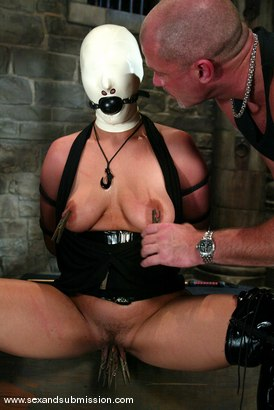 Photo number 5 from Mark Davis and Venus shot for Sex And Submission on Kink.com. Featuring Venus and Mark Davis in hardcore BDSM & Fetish porn.