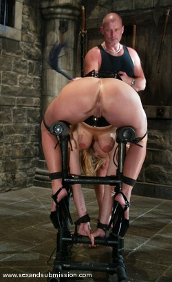 Photo number 9 from Mark Davis and Venus shot for Sex And Submission on Kink.com. Featuring Venus and Mark Davis in hardcore BDSM & Fetish porn.