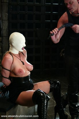Photo number 4 from Mark Davis and Venus shot for Sex And Submission on Kink.com. Featuring Venus and Mark Davis in hardcore BDSM & Fetish porn.