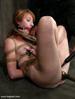 Photo number 11 from Kendra James shot for Hogtied on Kink.com. Featuring Kendra James in hardcore BDSM & Fetish porn.