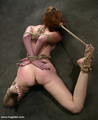 Photo number 7 from Kendra James shot for Hogtied on Kink.com. Featuring Kendra James in hardcore BDSM & Fetish porn.