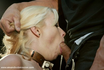 Photo number 5 from Adrianna Nicole and Lee Stone shot for Sex And Submission on Kink.com. Featuring Adrianna Nicole and Lee Stone in hardcore BDSM & Fetish porn.