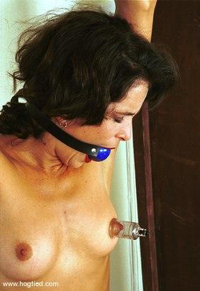 Photo number 15 from Karina Ballerina (Angel) shot for Hogtied on Kink.com. Featuring Karina Ballerina (Angel) in hardcore BDSM & Fetish porn.