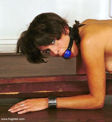 Photo number 5 from Karina Ballerina (Angel) shot for Hogtied on Kink.com. Featuring Karina Ballerina (Angel) in hardcore BDSM & Fetish porn.