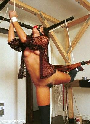 Photo number 7 from Karina Ballerina (Angel) shot for Hogtied on Kink.com. Featuring Karina Ballerina (Angel) in hardcore BDSM & Fetish porn.