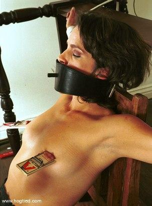 Photo number 9 from Karina Ballerina (Angel) shot for Hogtied on Kink.com. Featuring Karina Ballerina (Angel) in hardcore BDSM & Fetish porn.