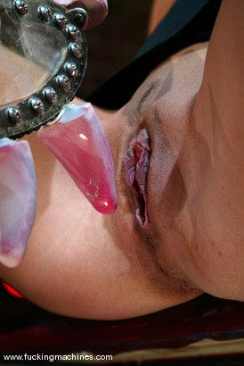 Photo number 2 from Lexi Bardot shot for Fucking Machines on Kink.com. Featuring Lexi Bardot in hardcore BDSM & Fetish porn.