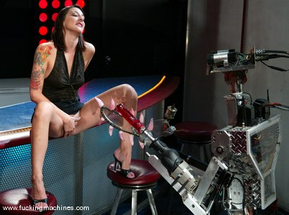 Photo number 1 from Lexi Bardot shot for Fucking Machines on Kink.com. Featuring Lexi Bardot in hardcore BDSM & Fetish porn.
